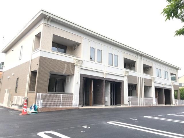 (仮称)小田原市曾我原アパート外観写真