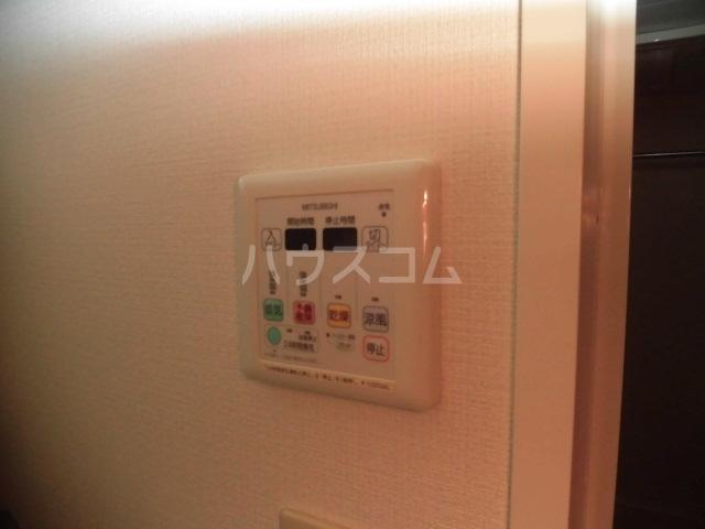 ミッツ・メロディア 608号室の設備