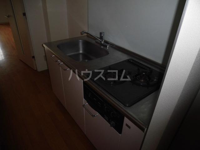 ミッツ・メロディア 608号室のキッチン