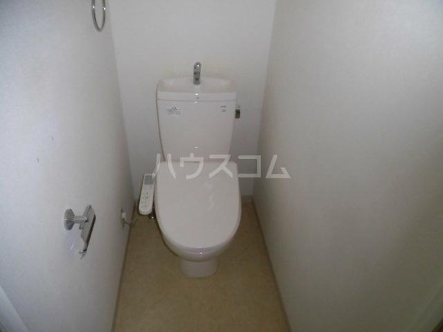 ミッツ・メロディア 608号室のトイレ