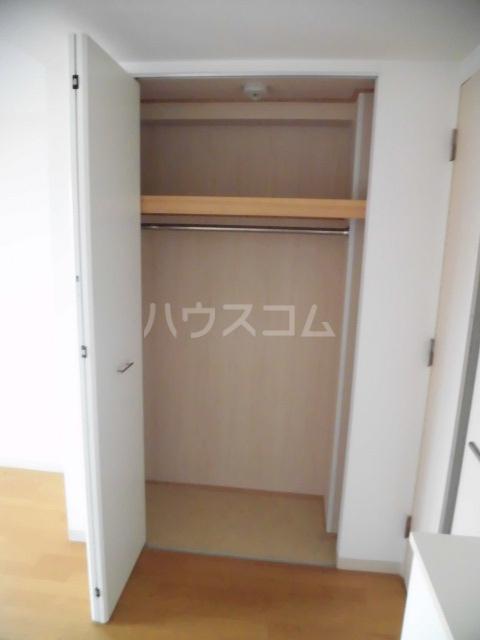 ミッツ・メロディア 608号室の収納