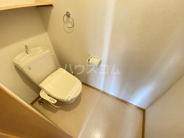 グランシャリオのトイレ