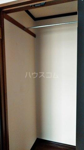 小美玉メゾンオークラ E棟 102号室の収納