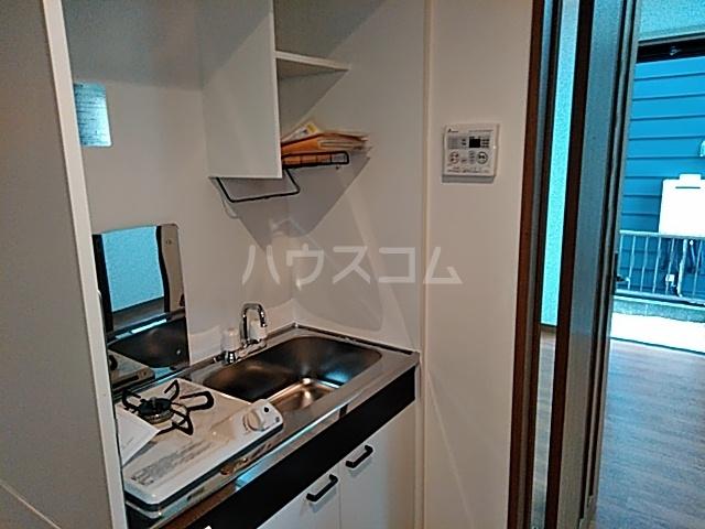 グランフェリオ横浜元町 201号室のキッチン