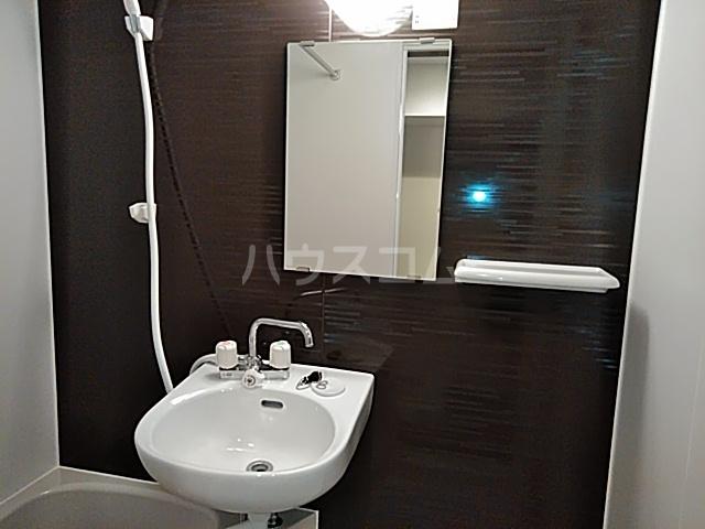 グランフェリオ横浜元町 303号室の洗面所
