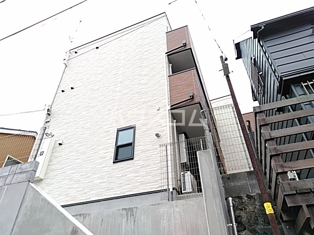 グランフェリオ横浜元町 201号室の外観