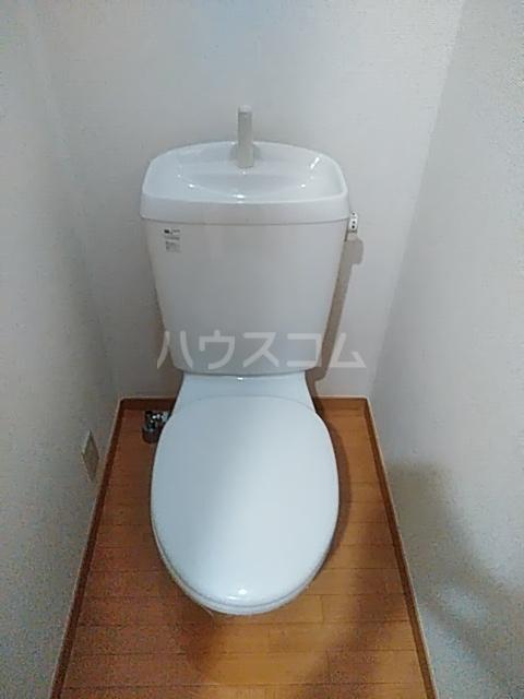 APPEARANCE 102号室のトイレ
