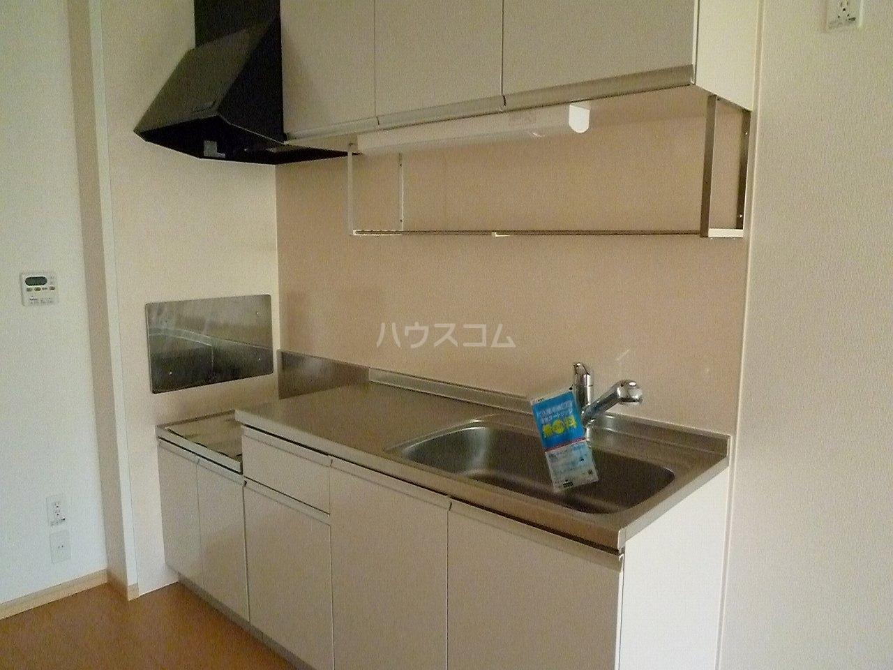 パティオ Ⅱ 01020号室のキッチン