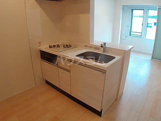 アイル八王子 202号室のキッチン