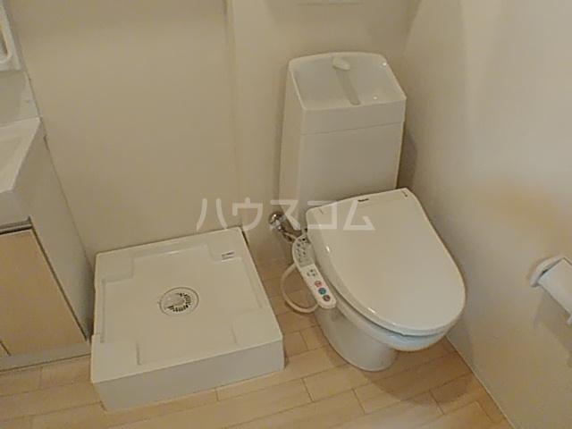 アイル八王子 202号室のトイレ