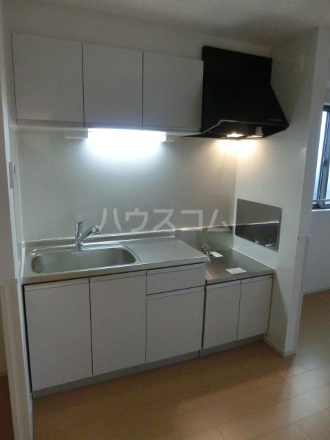 モデッサ東山 03010号室のキッチン