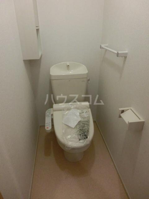 モデッサ東山 03010号室のトイレ