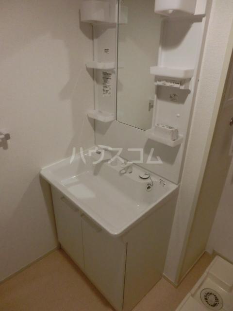 モデッサ東山 03010号室の洗面所