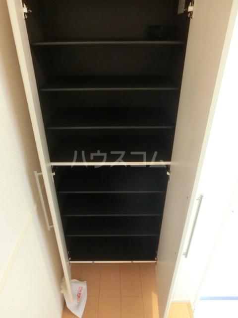 モデッサ東山 03010号室の収納