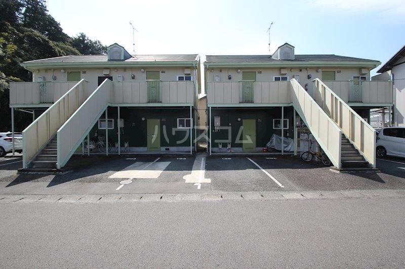 北ウイングB 205号室の駐車場