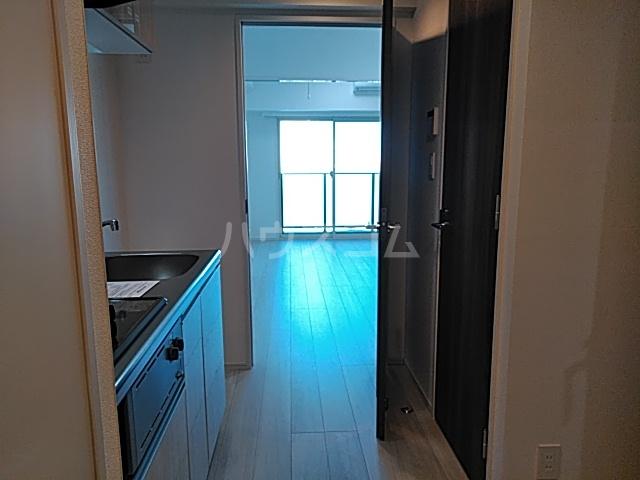 アイル 品川ウエスト旗の台 301号室のキッチン