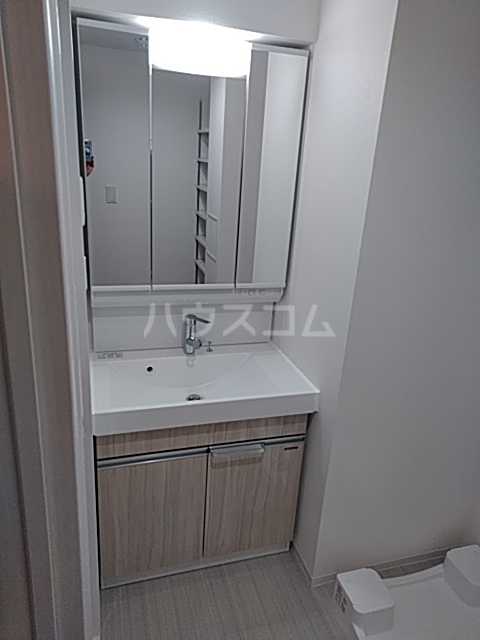 アイル 品川ウエスト旗の台 301号室の洗面所