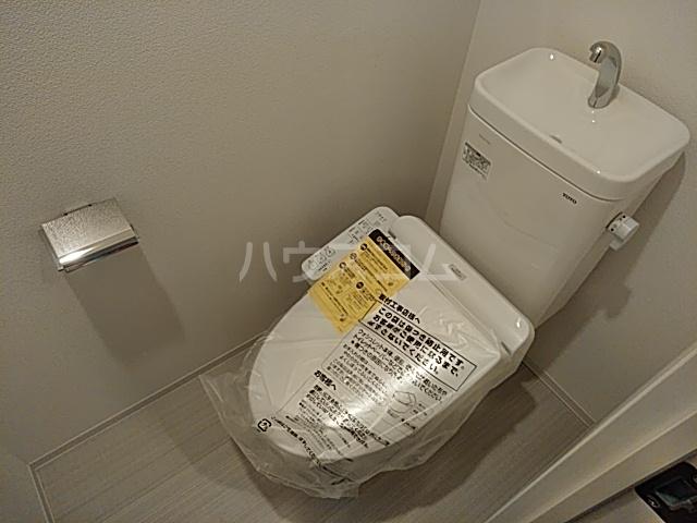 アイル 品川ウエスト旗の台 702号室のトイレ