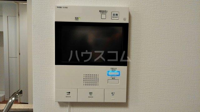 アジールコート新高円寺 205号室のセキュリティ