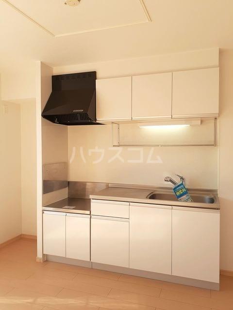 サニーコート 02020号室のキッチン