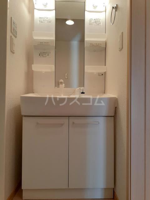 サニーコート 02020号室の洗面所
