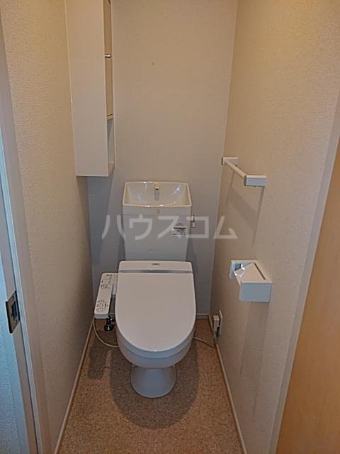 エアリー・K 02040号室の洗面所