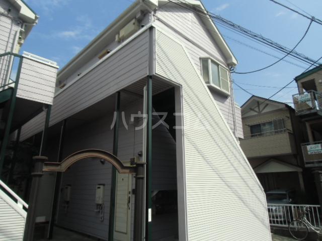 サクセスMG・金沢文庫A外観写真