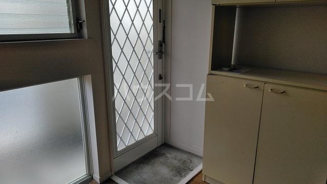 エステートピア松風台 103号室の庭
