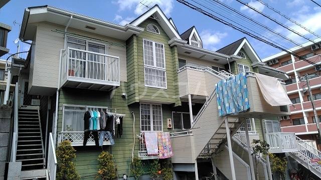 エステートピア松風台 103号室のキッチン