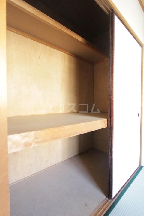 グランドールマンション 105号室の収納