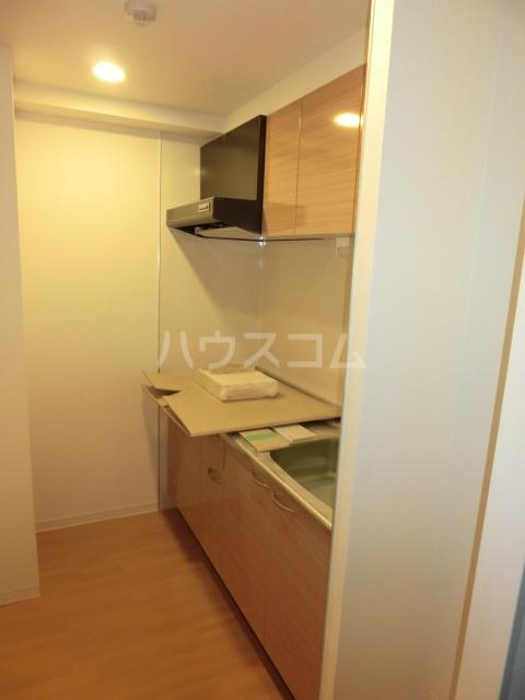 ステージSAWA 701号室のキッチン