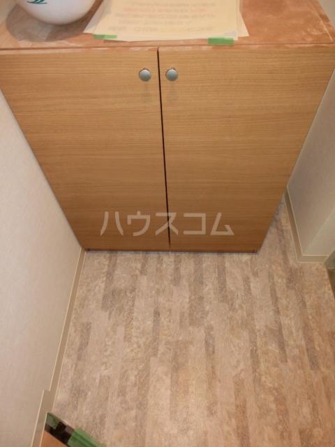 ステージSAWA 701号室の収納