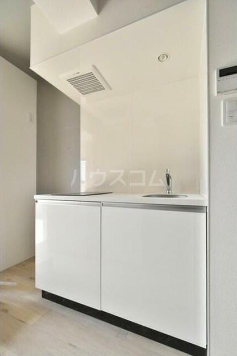 タスキsmart世田谷 401号室のキッチン