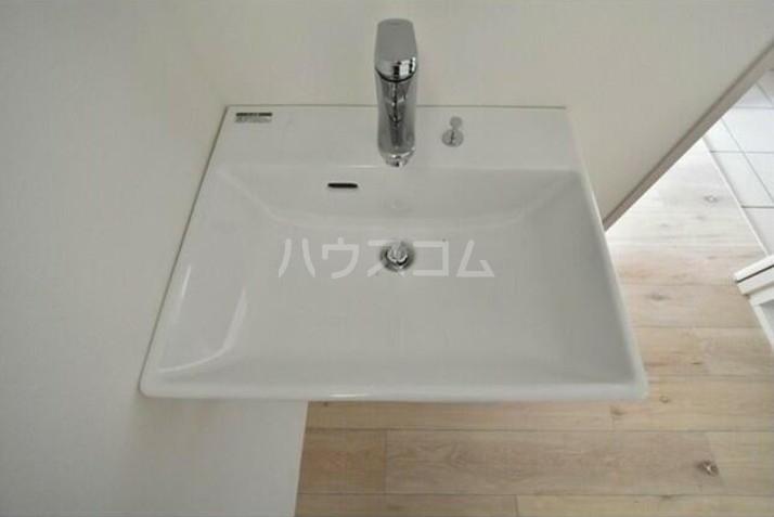 タスキsmart世田谷 401号室の洗面所