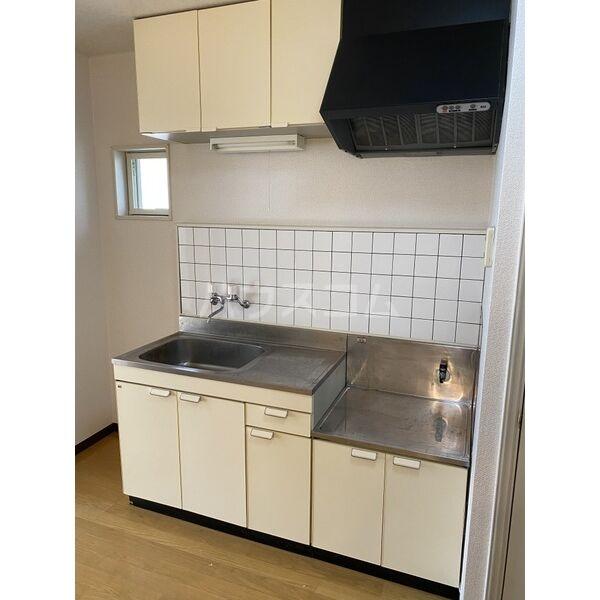 シャルムパレ 202号室のキッチン