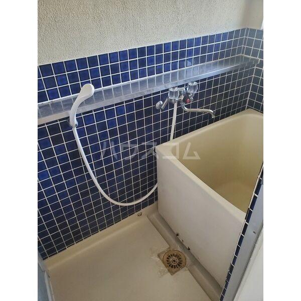 西町ハイツ 206号室の風呂