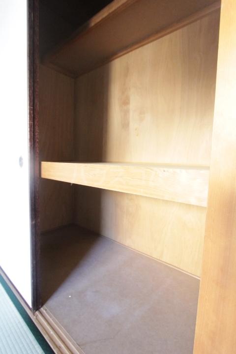 グランドールマンション 206号室の収納