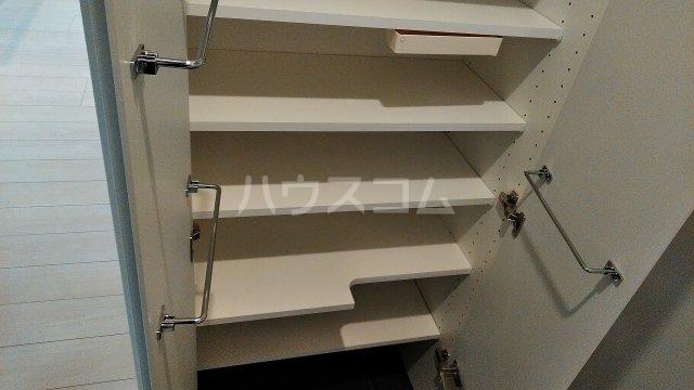 アジールコート新高円寺 601号室の収納