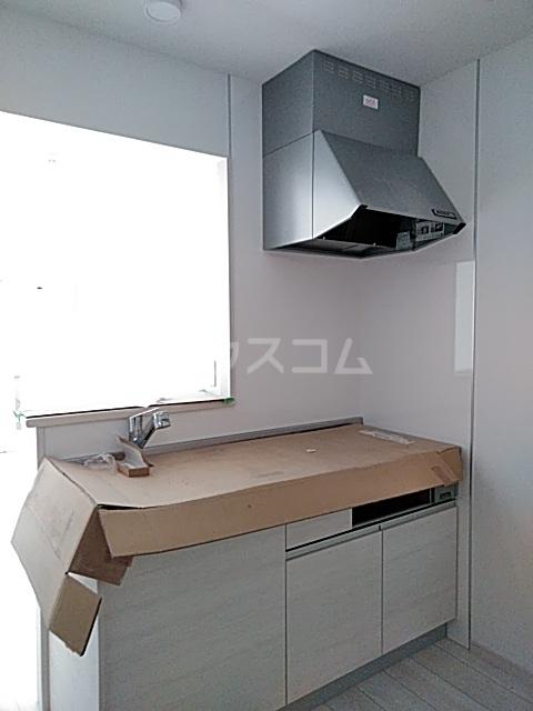 アヴァンセ志免町(仮) 302号室のキッチン