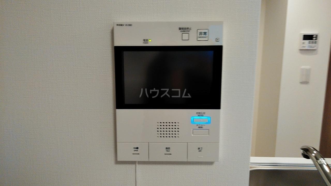 アジールコート新高円寺 607号室のセキュリティ