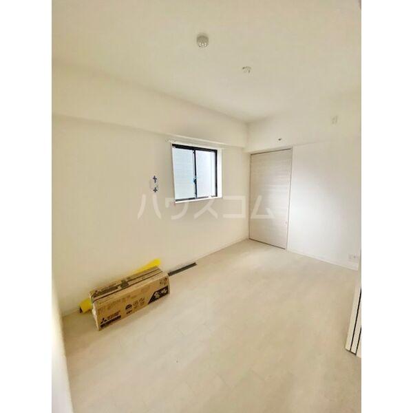 S-RESIDENCE葵II 1401号室のトイレ