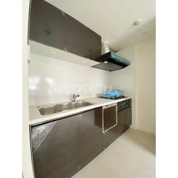 S-RESIDENCE葵II 1401号室のキッチン