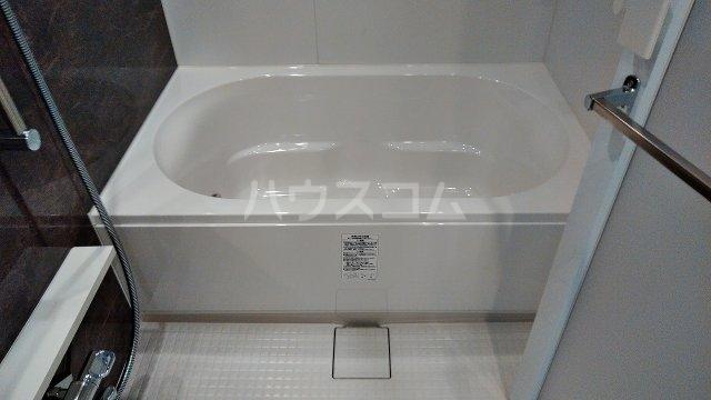アジールコート新高円寺 707号室の風呂