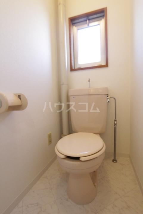 グランドールマンション 402号室のトイレ