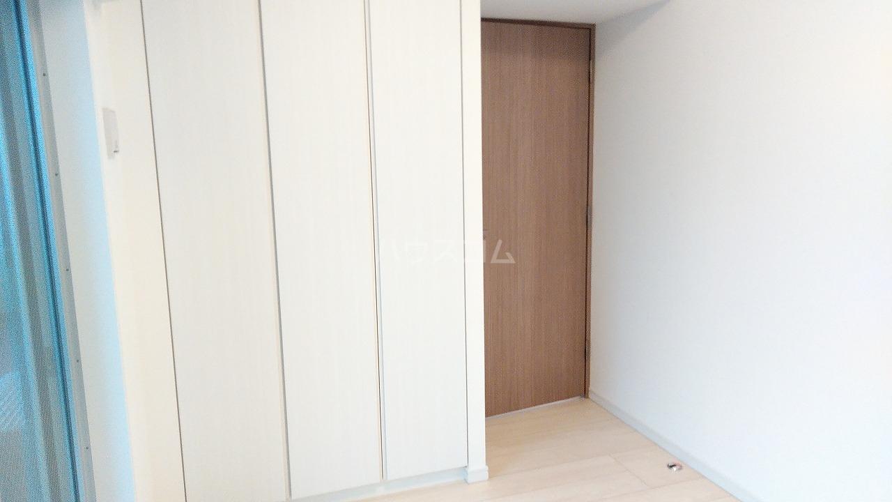 アジールコート新高円寺 901号室の収納