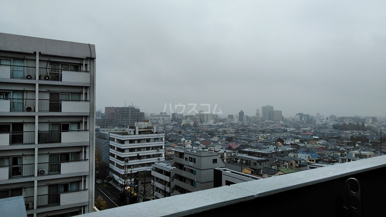 アジールコート新高円寺 1002号室の景色