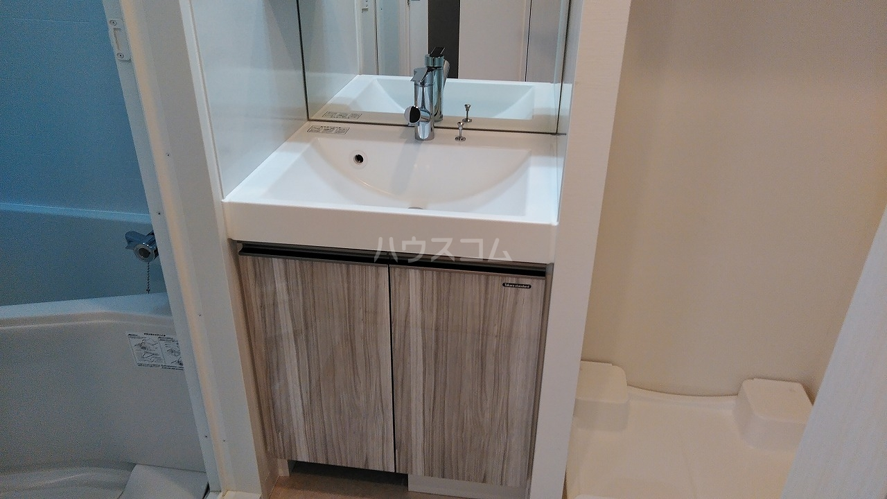 アジールコート新高円寺 1002号室の洗面所