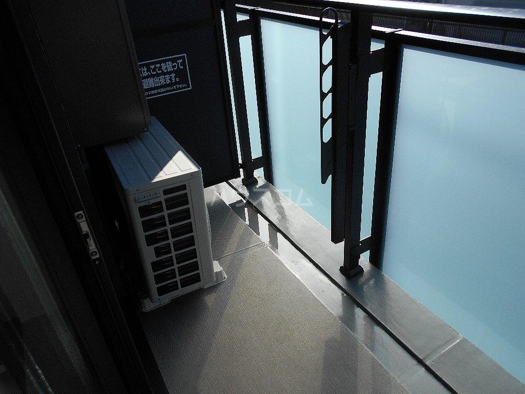 ソルレバンテ 102号室のバルコニー