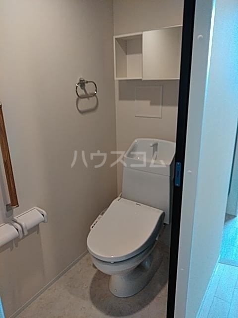 グリシーナ 306号室のトイレ