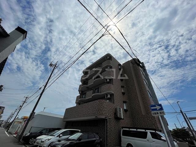 アビタシオン山田外観写真